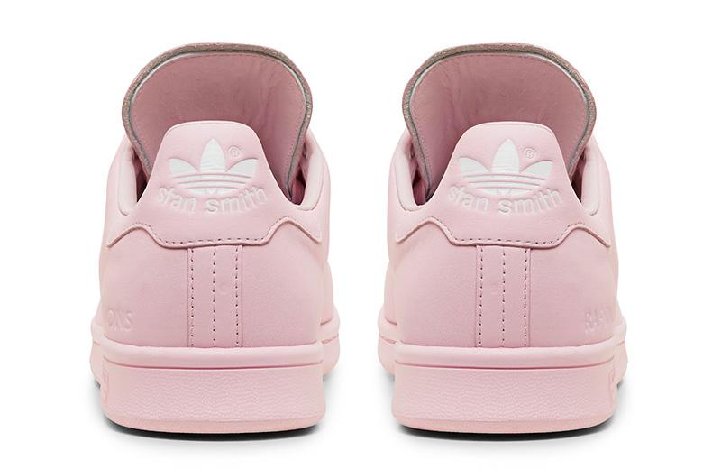 raf simons adidas femme rose